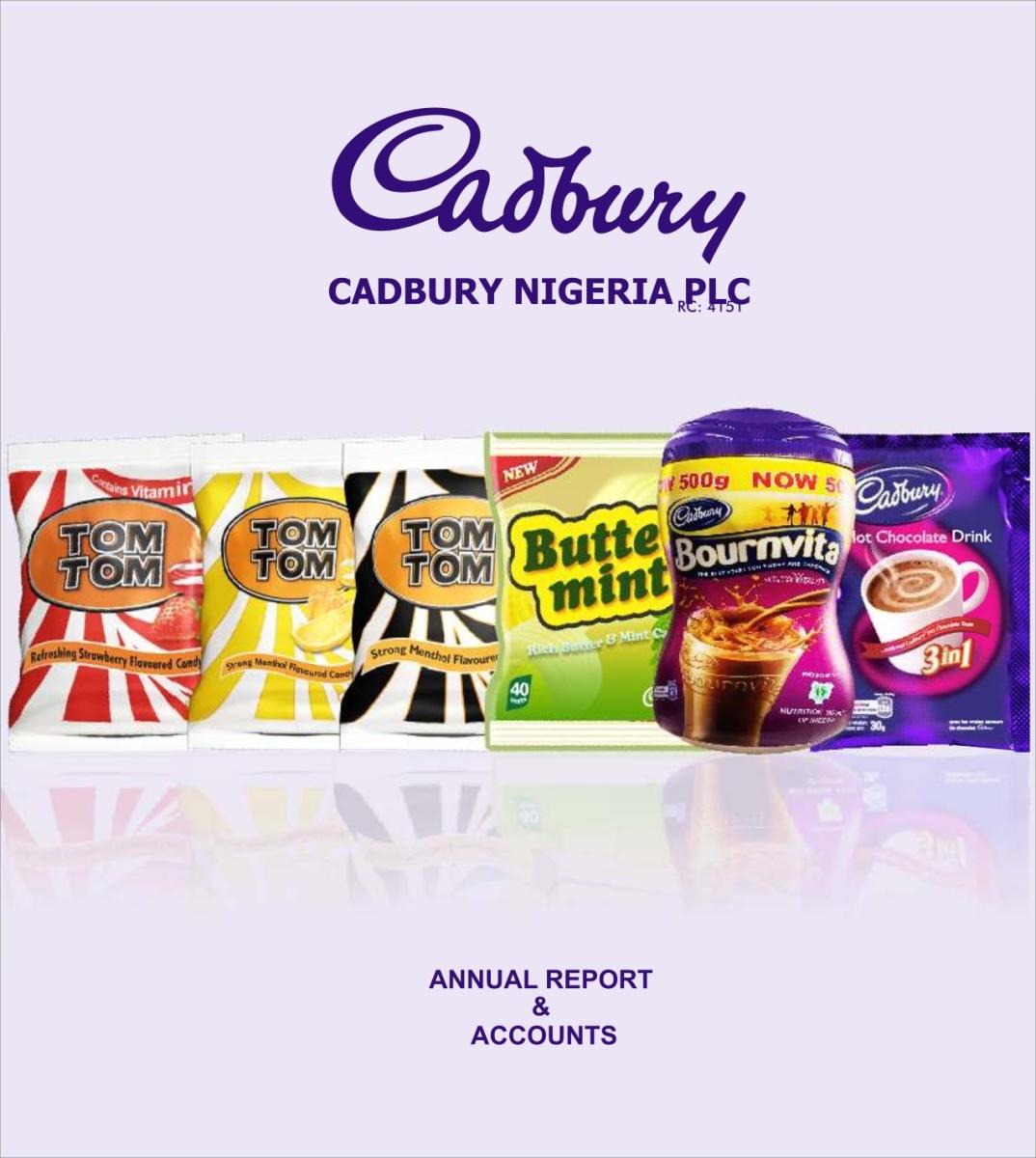 Cadbury Nigeria Plc.